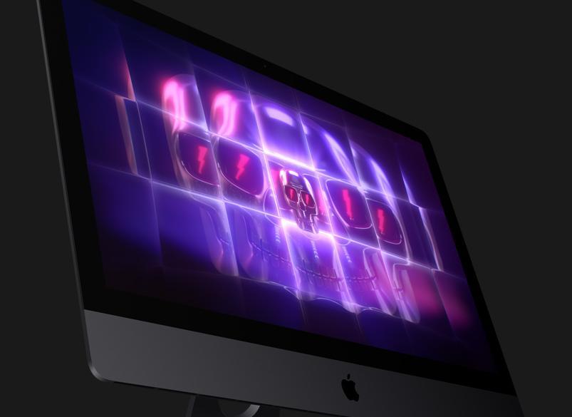 El i-Mac Pro de Apple