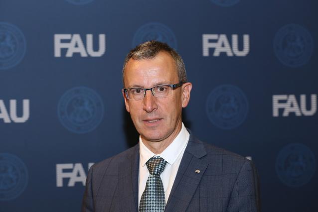 Prof. Dr. Enrique Zuazua (Image: FAU/Kurt Fuchs)