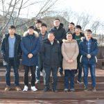 Dongnam Ko visiting Department of Mathematical Sciences, Seoul National University